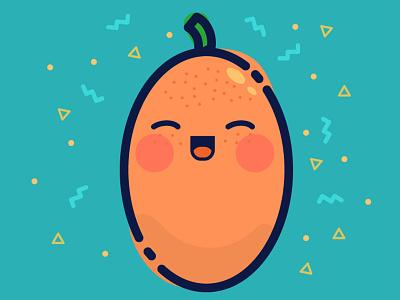 Kumquat kumquat fruit