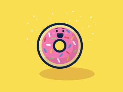 Happy donut! happy donut