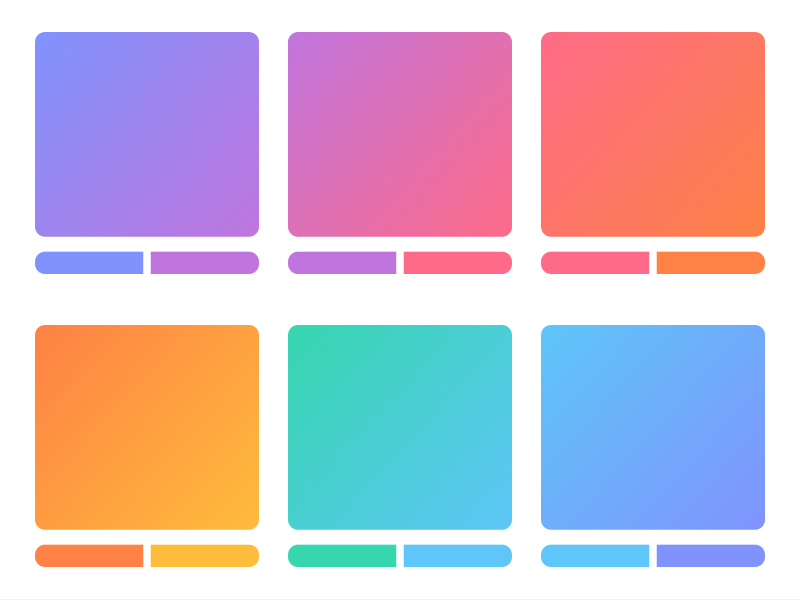 Life360 Color Palette brand vibrant style guide color palette gradients swatches palette color