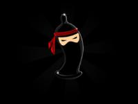 Ninja condom highresolution