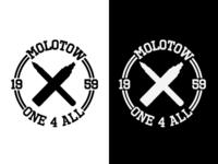 Molotow circle logo