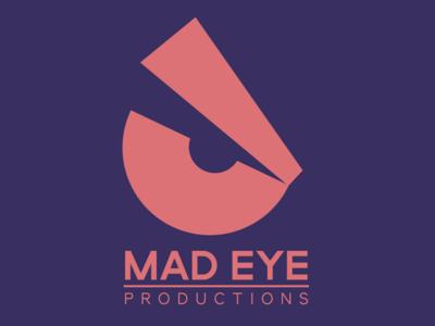 MadEye Productions colour design adobe graphicdesign illustrator vector logo