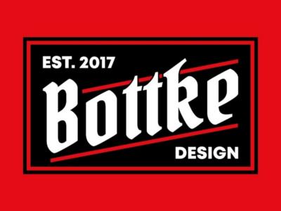 Bottke Design badge