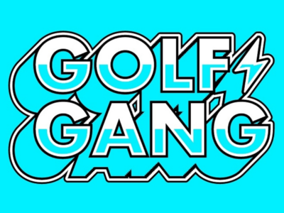 Golf gang sticker