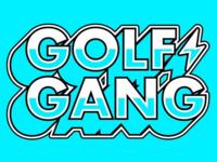 Golf gang sticker