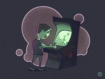 College Tetris