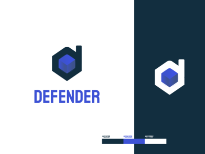 Defender Cybersecurity | Logo Concept