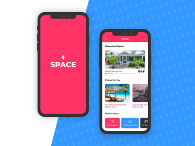 SPACE | Airbnb Type App Concept