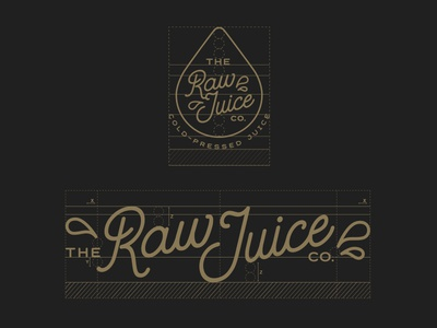 The Raw Juice Co - Grid