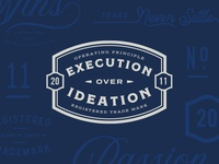 Execution Over Ideation