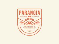 Paranoia Is Good
