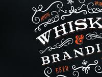 Whiskey & Branding