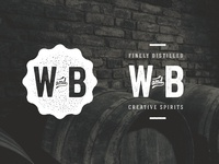 Whiskey and Branding Logo Marks