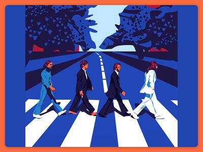 Beatles Abby road