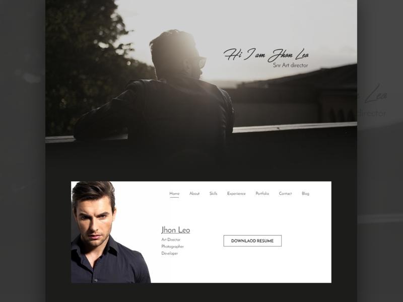 Designer website