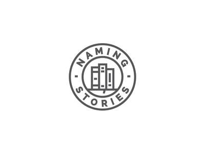 Naming Stories Logo