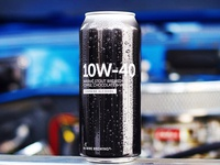 10W-40 Imperial Stout Can