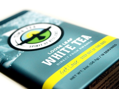 Tea Tin Closeup rwanda branding hawk packaging tea