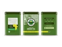 Tea Tin Full Mockup