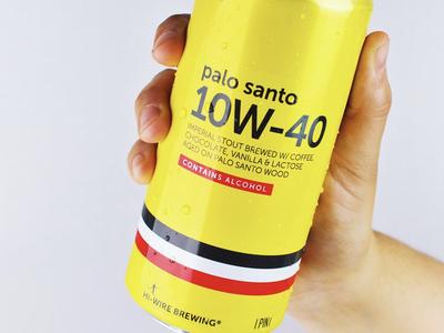 Palo Santo 10W-40