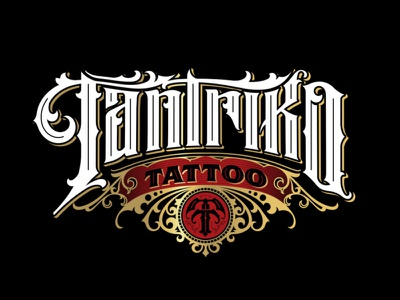 Tantriko Tattoo logo adobe illustrator