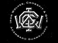 Iron Wolves monogram