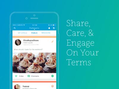 A Social Health Network - Coming Soon!