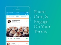 A Social Health Network - Coming Soon!