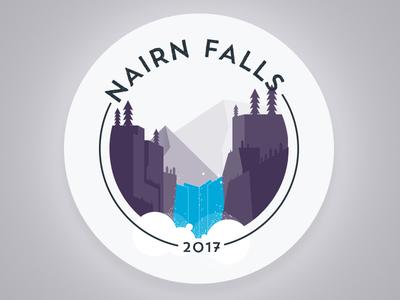 Nairn Falls 2017