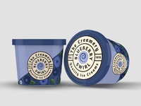 The Creamery - packaging design concept