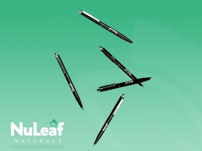 NuLeaf Promotional Materials