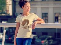 Perfectly Kinked T-Shirt