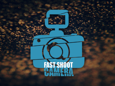 Fast Shot Camera camera logo fast