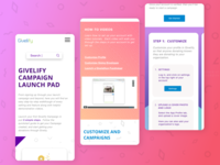 Givelify Onboarding