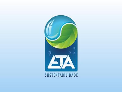 ETA Sustentabilidade Seal water nature sustainable green seal