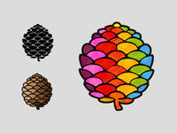 Pine Cone WIP