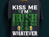 IRISH ST PATRICK