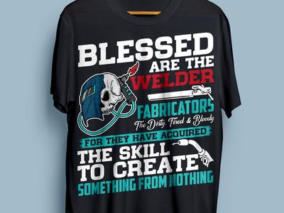 WELDER'S T-SHIRT