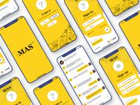 The MAS TM - Tutor App Design