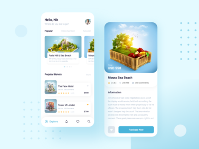Travel Agency App Exploration