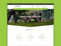 Landscaping Wordpress Theme - Landscaping