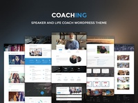 Coach Wordpress Theme