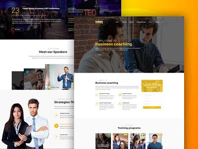 Business Coaching WordPress Theme wordpress theme wordpress templete ui elearning theme courses coaching website