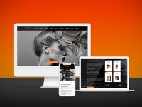 School of Hairdressing Web Design and Development