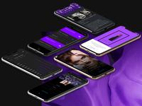 Makeup Shop Mobile App Design