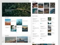 Travel Inspiration Portal