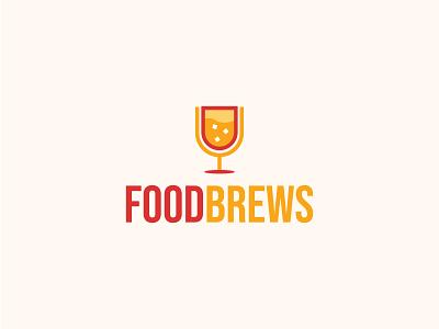 food logo/food food shop minimalist iconic logo juice bar logo restaurant logo juice logo food logo branding logo minimal flat