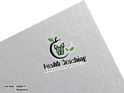 Health Coaching branding logo minimalist logo iconic logo flat logo
