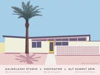 Hostgator / Alt Summit Postcard