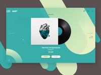 Creative Source Landing Page